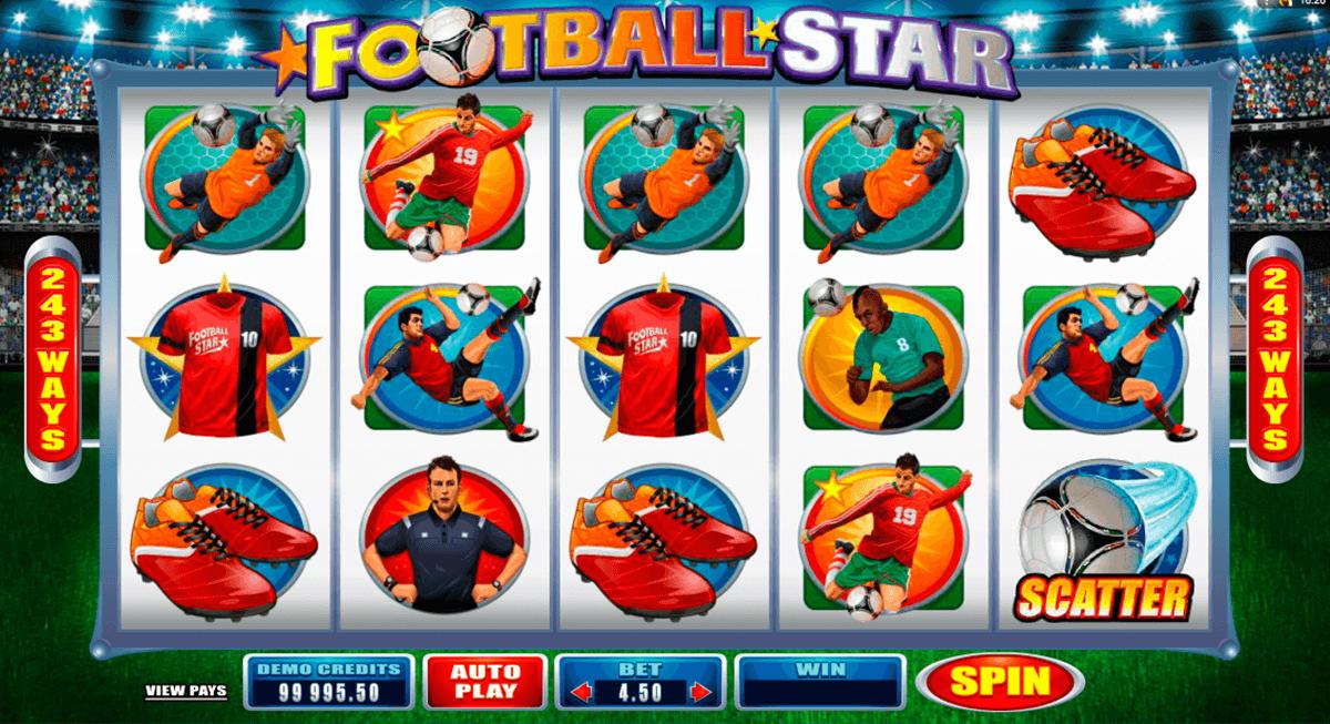 Populära Football Stars slot jolly