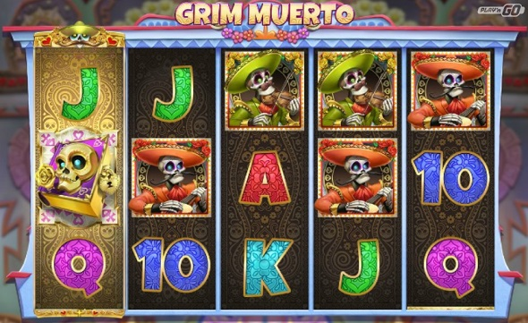 Casino snabba uttag Grim queens