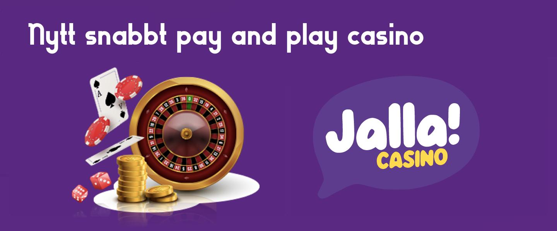 Casino med låga landbaserat
