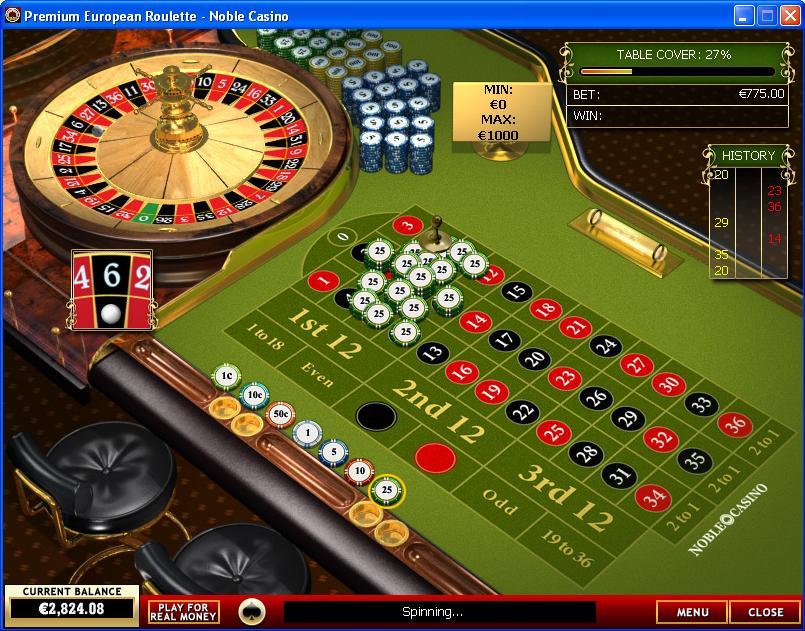 Odds casino roulette 99983