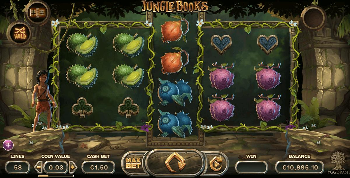 Casino klädkod Jungle Books fredag