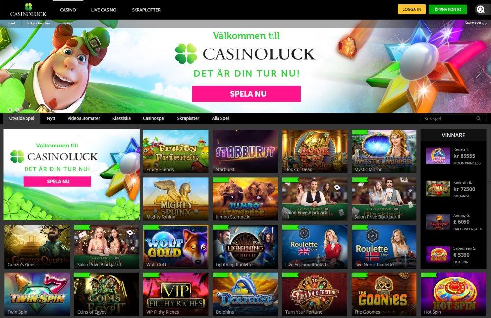 Recension ett svenskt casino 93063