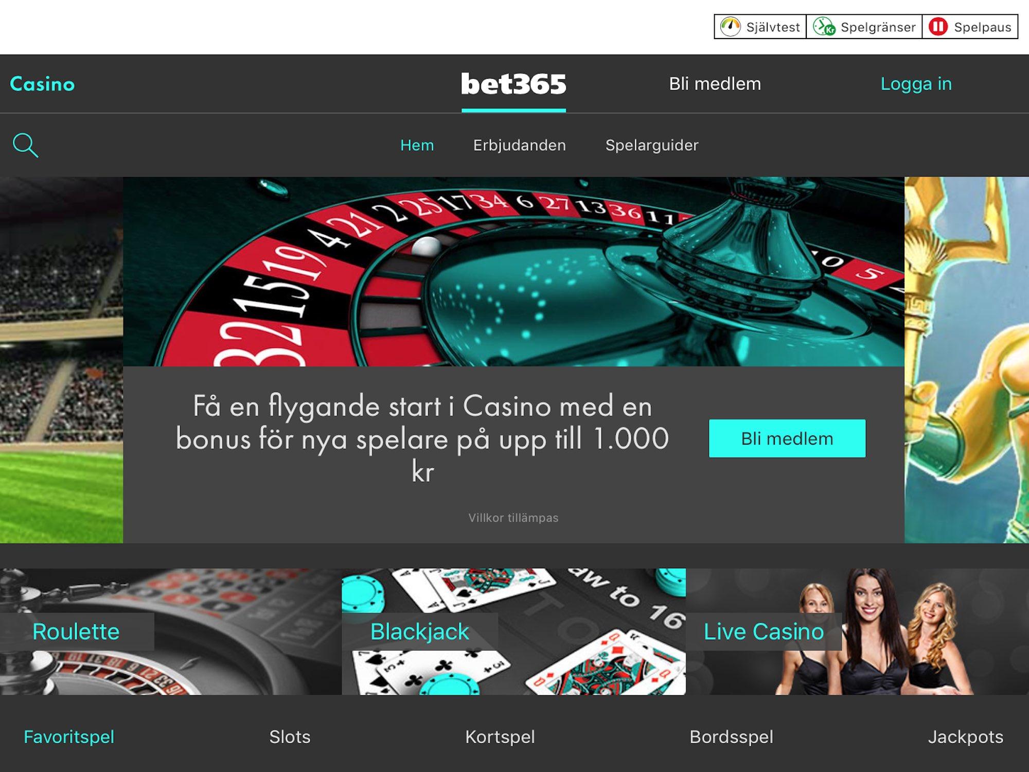 Speed bet casino fördelar mellan