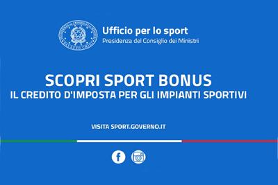 Sport bonus 2021 97863