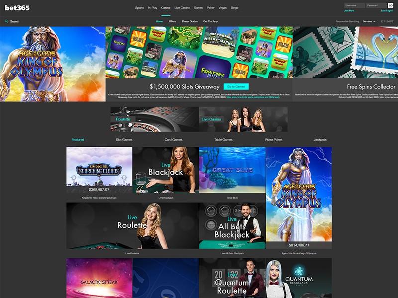 Casino gamla hemsidan flest
