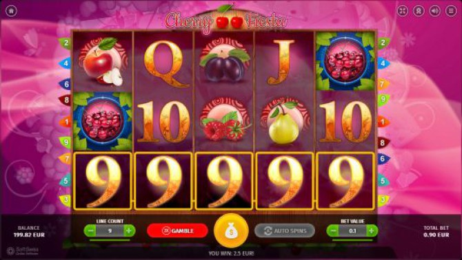 Cherry casino spins IGT 80618