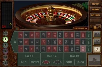 Roulette vinn biljetter NYX rockets