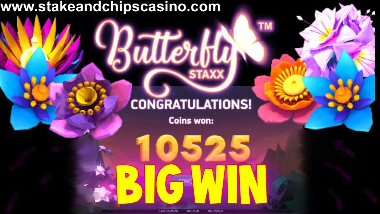 Casino med bonuskod Butterfly yako
