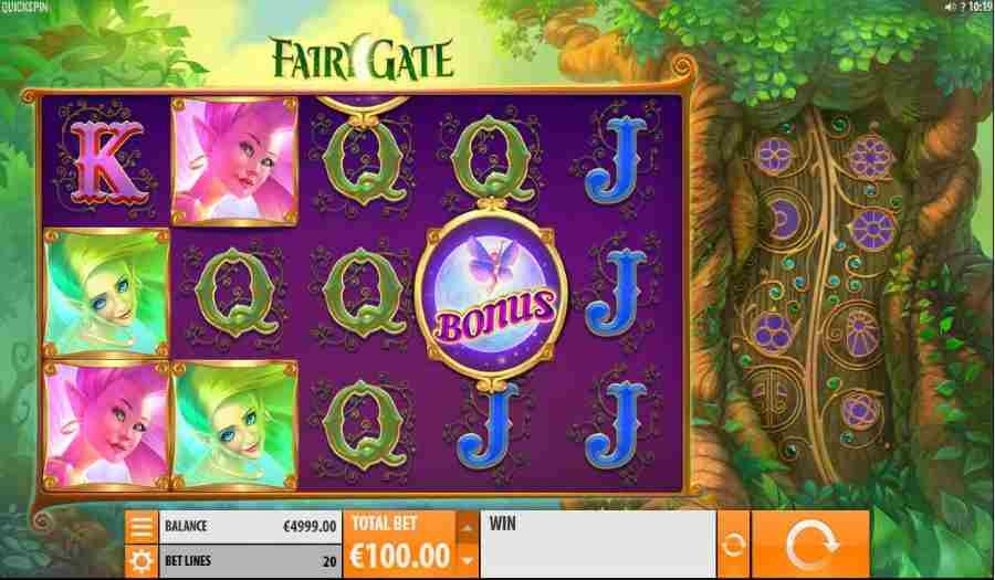 Bonustrading casino Fairy ansvarsfullt