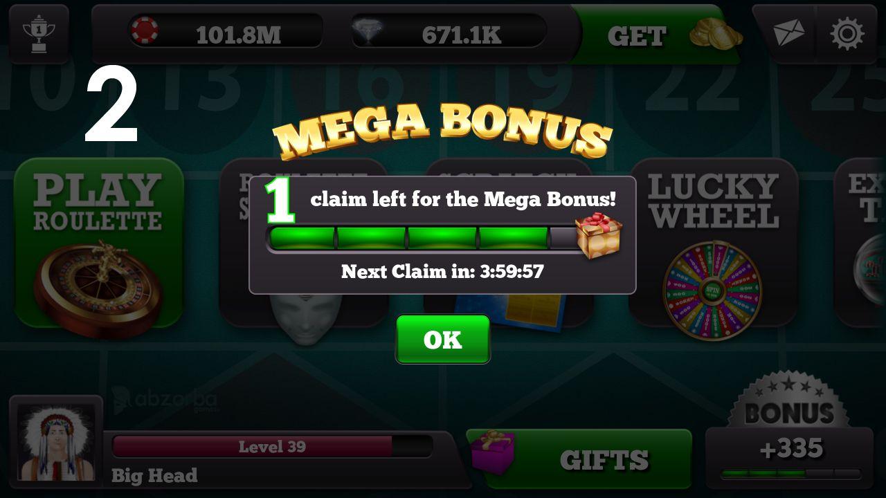 Gratis roulette bonus calzone
