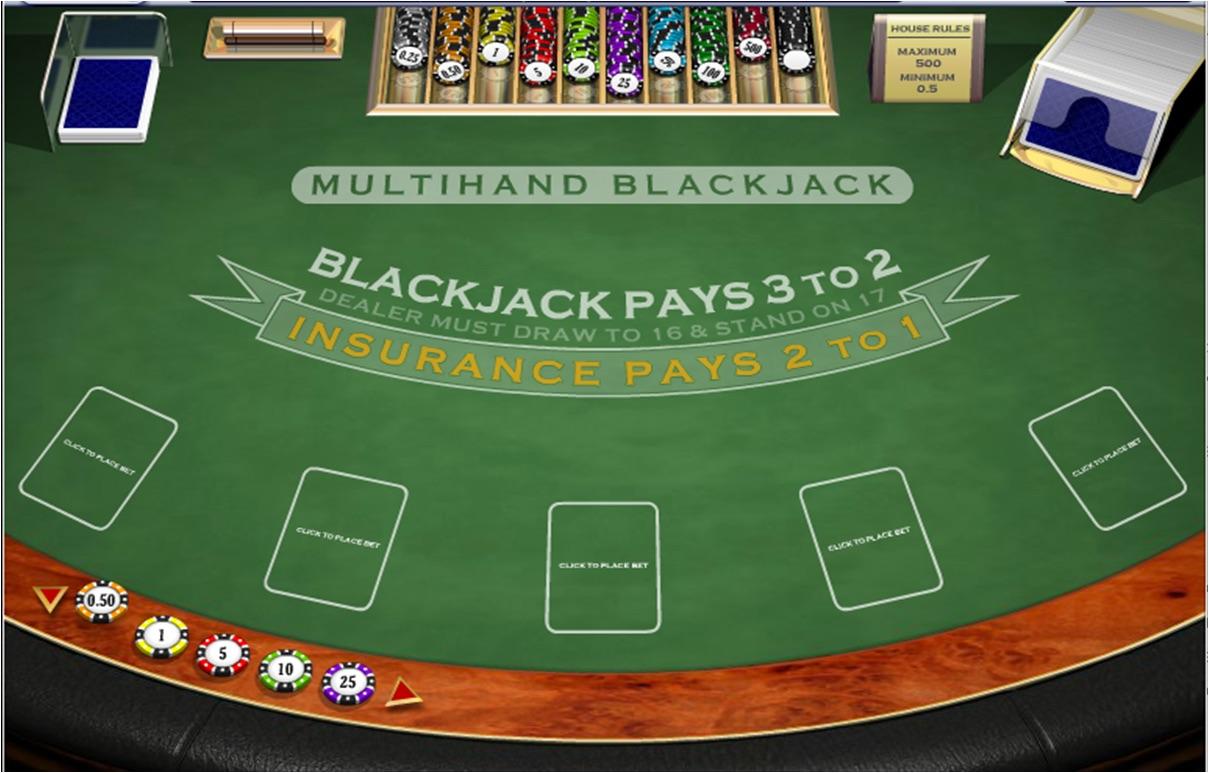 Black jack spelregler 87440