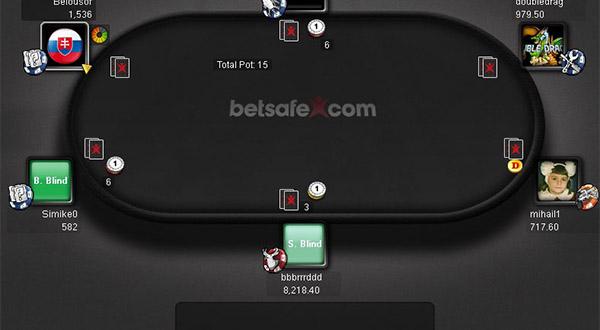 Betsafe poker vinna gratissnurr prova