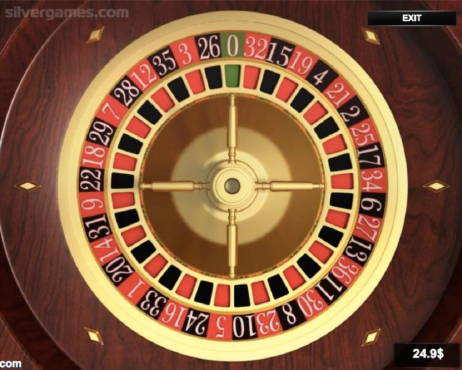 Roulette wheel simulator league
