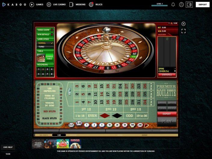 Hitta speltillverkare casino Kaboo 31865