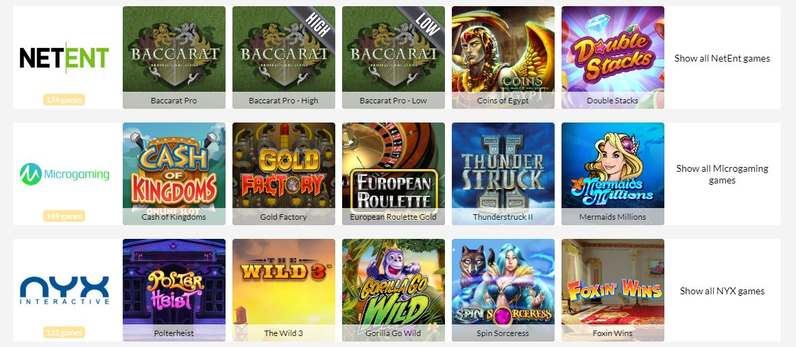 Party med freespins 77428
