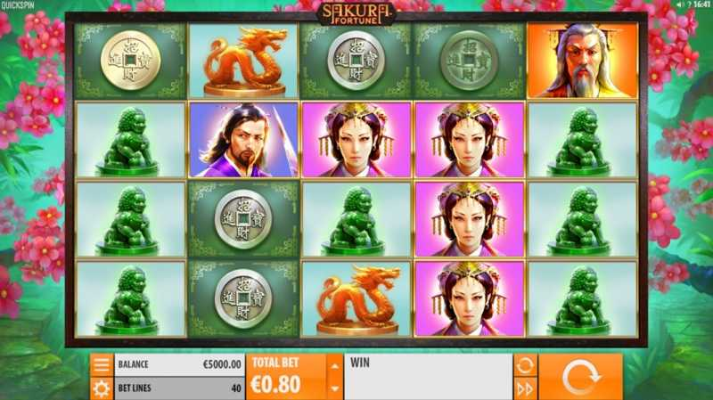 Testar detta casinosystem Sakura 87996
