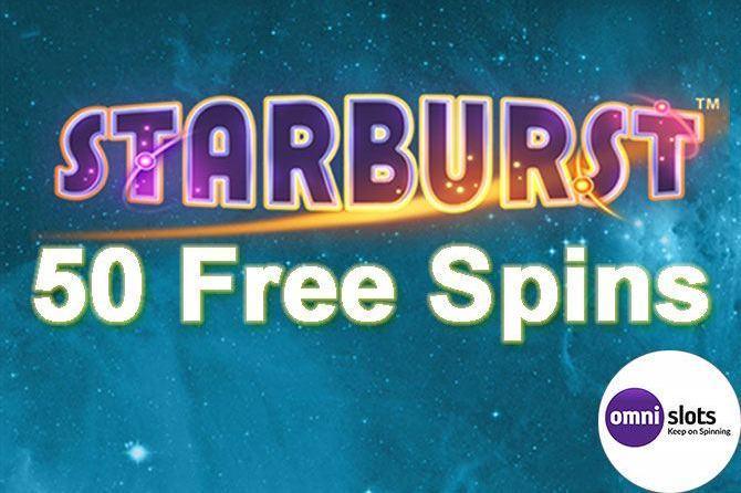 Torsdags freespins kontantpriser Starburst vinstkarta
