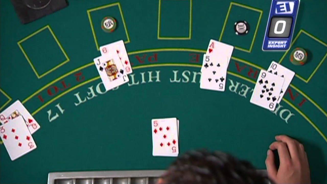 Blackjack counting 89435