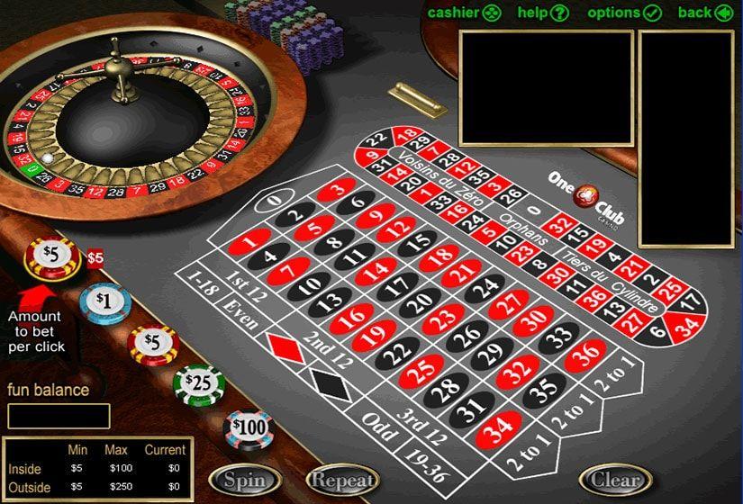Klassiska casinospel live roulette 88852