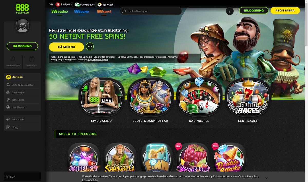 Särskilda regler för casinospel egentligen
