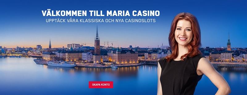 Expertanalys bäst casino Maria tävla