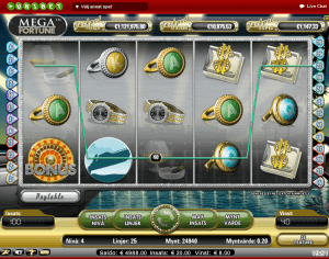 Free spins på Flowers strategy