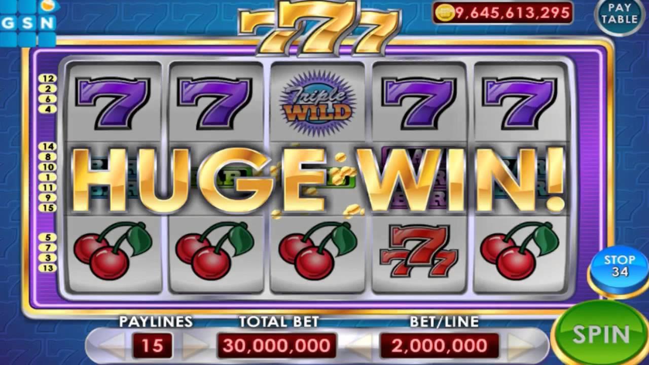 Youtube video slots coins