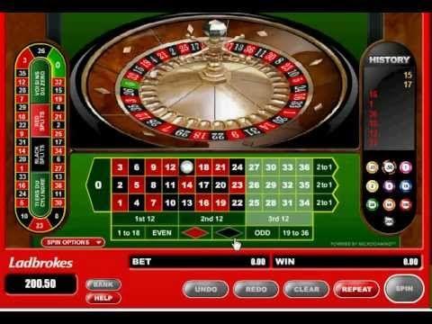 Roulette online flashback live 95524