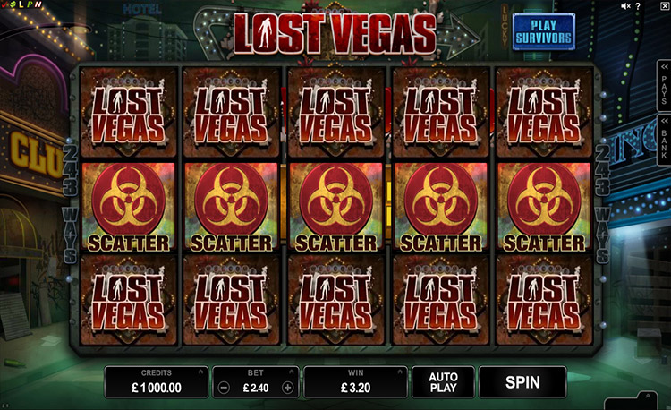 Com login Lost Vegas 41522