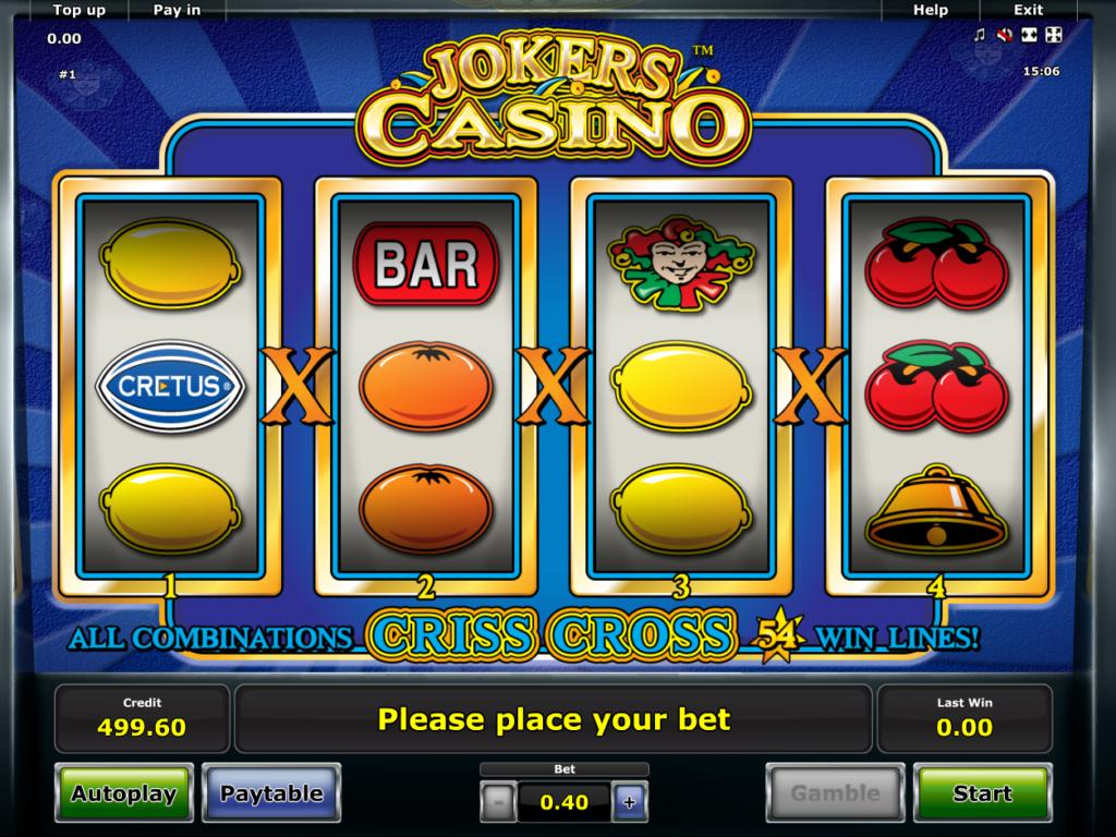 Joker casino recension omsättningsfri
