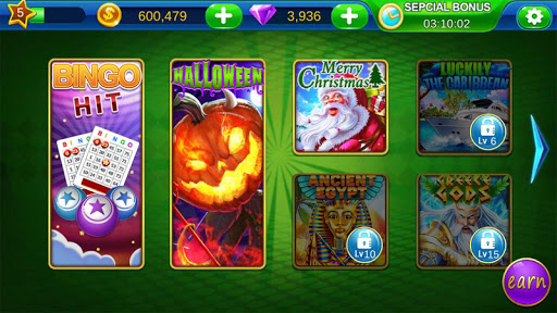 Slots kalender Push Gaming amerikansk