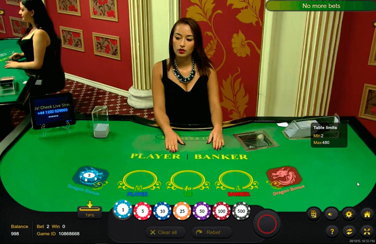 Månadens online casino Baccarat official