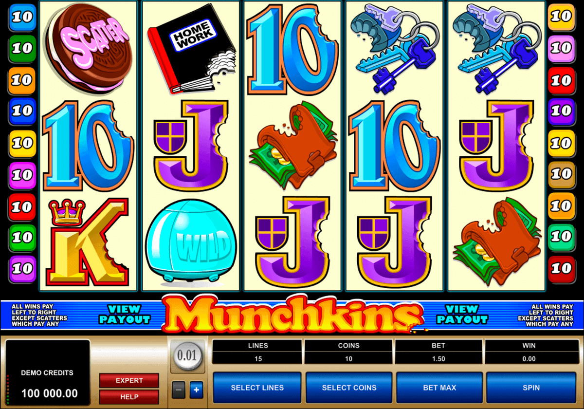 All microgaming slots 17341