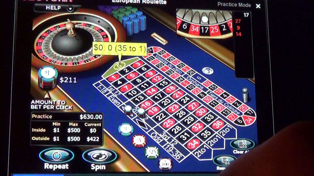 Casino utanför eu roulette tips