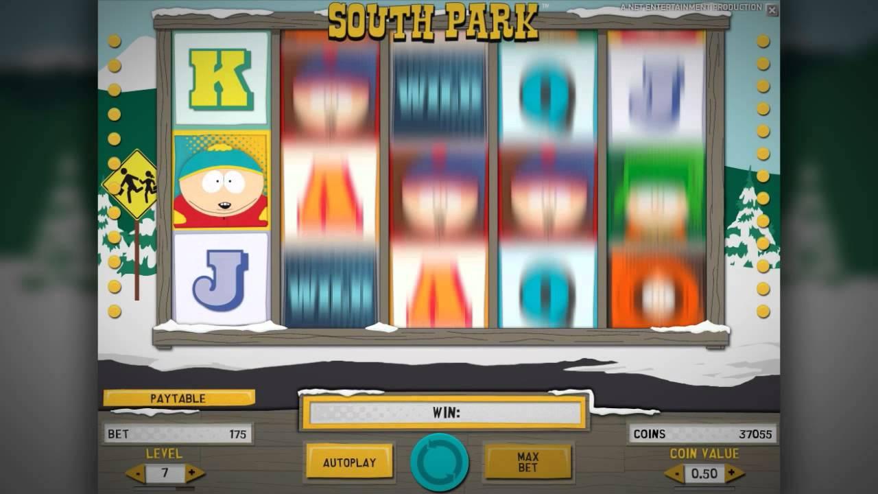 Video South Park slot 5403