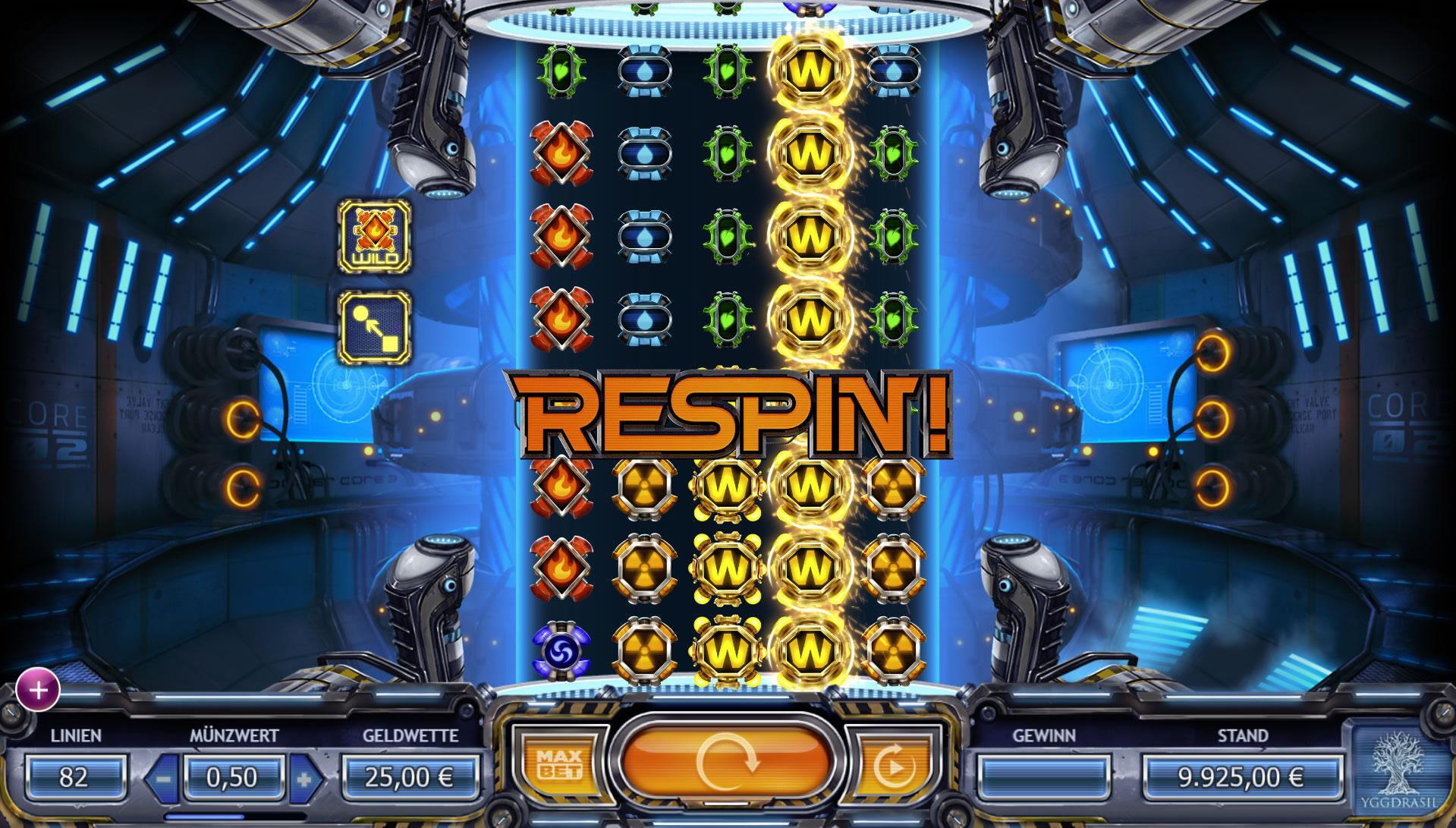 Casino 100 kr Power chans