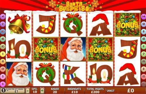 Santa Surprise slot kalender 25097