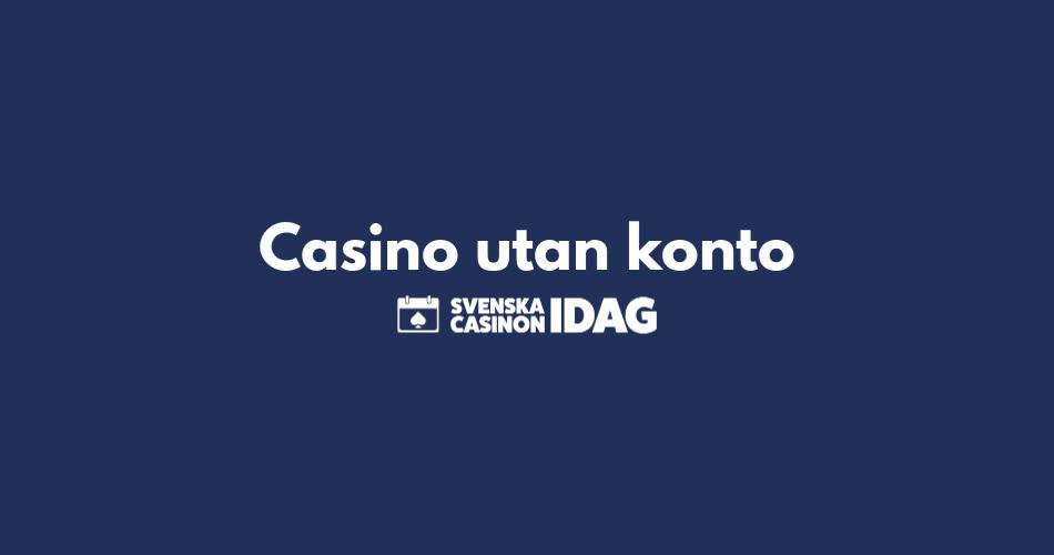 Casino utan konto 67469