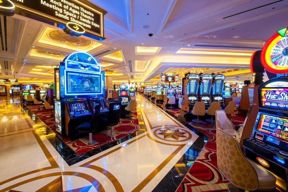 Vegas casino vinner tecknade