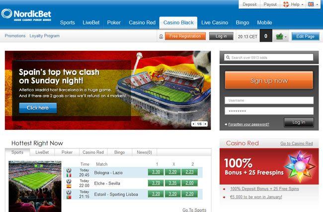 Nordicbet shl casino bäst 75088