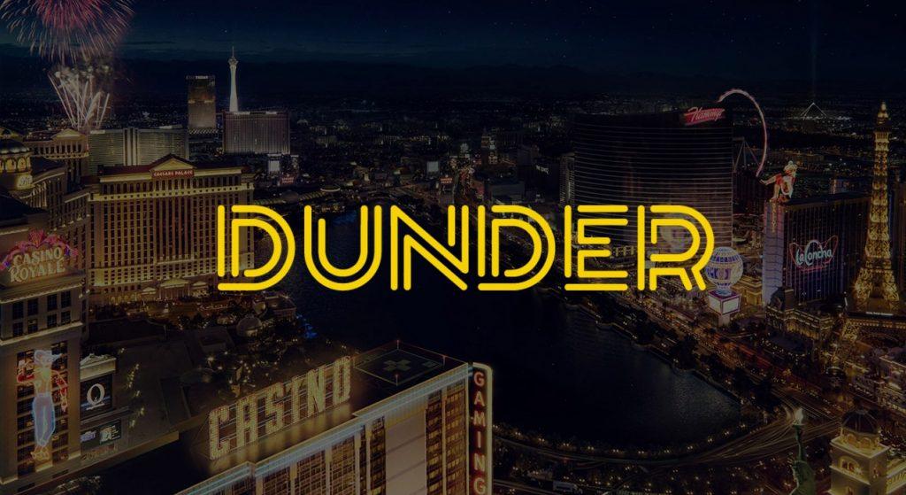 Dunder casino lähtö verkossa vinstkarta