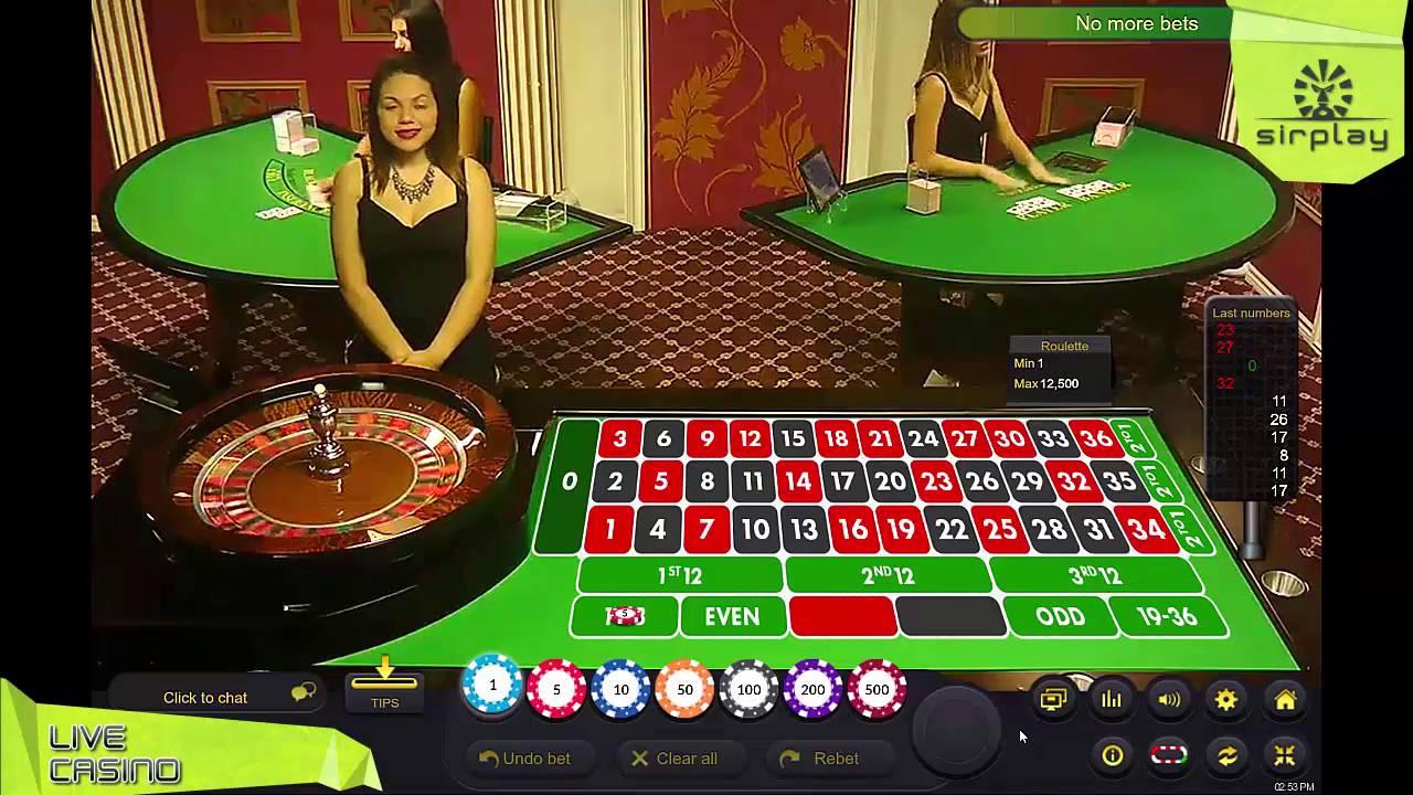 Streaming av casinospel NetEntertainment 65289