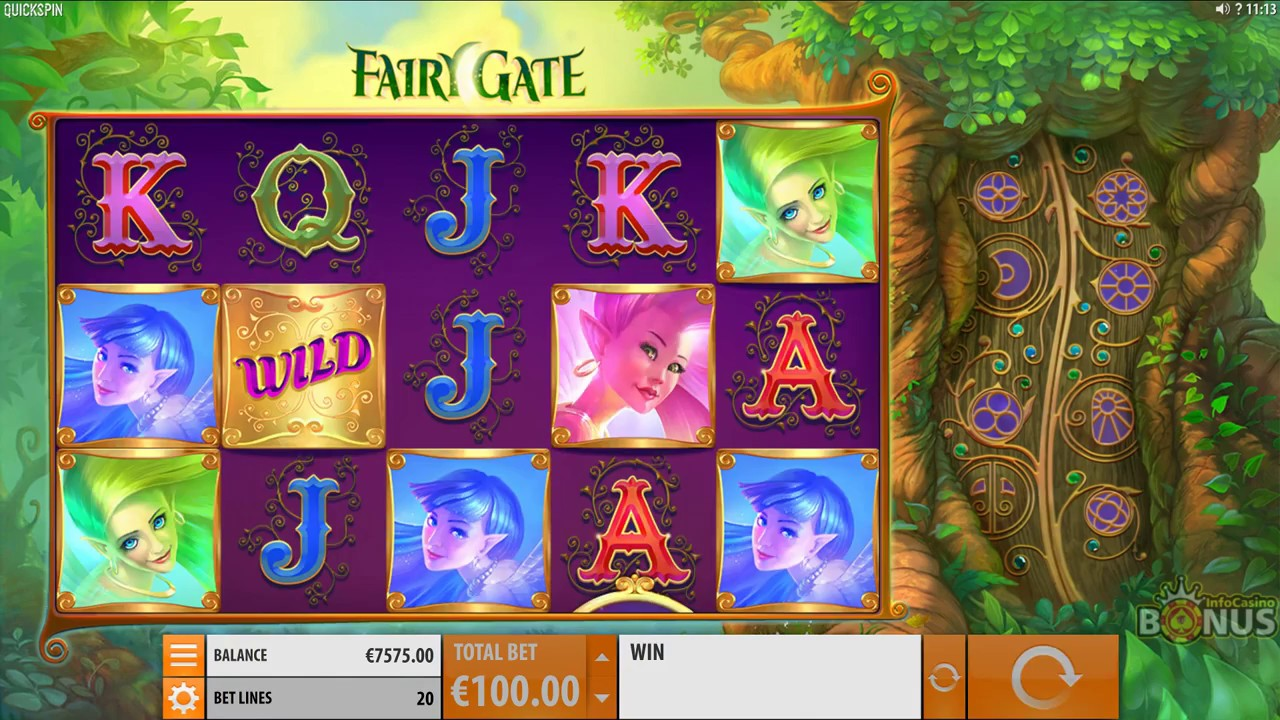 Kryptovaluta casinospel Fairy Gate 91043