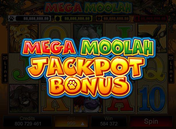 Mega moolah jackpot 2021 sultan
