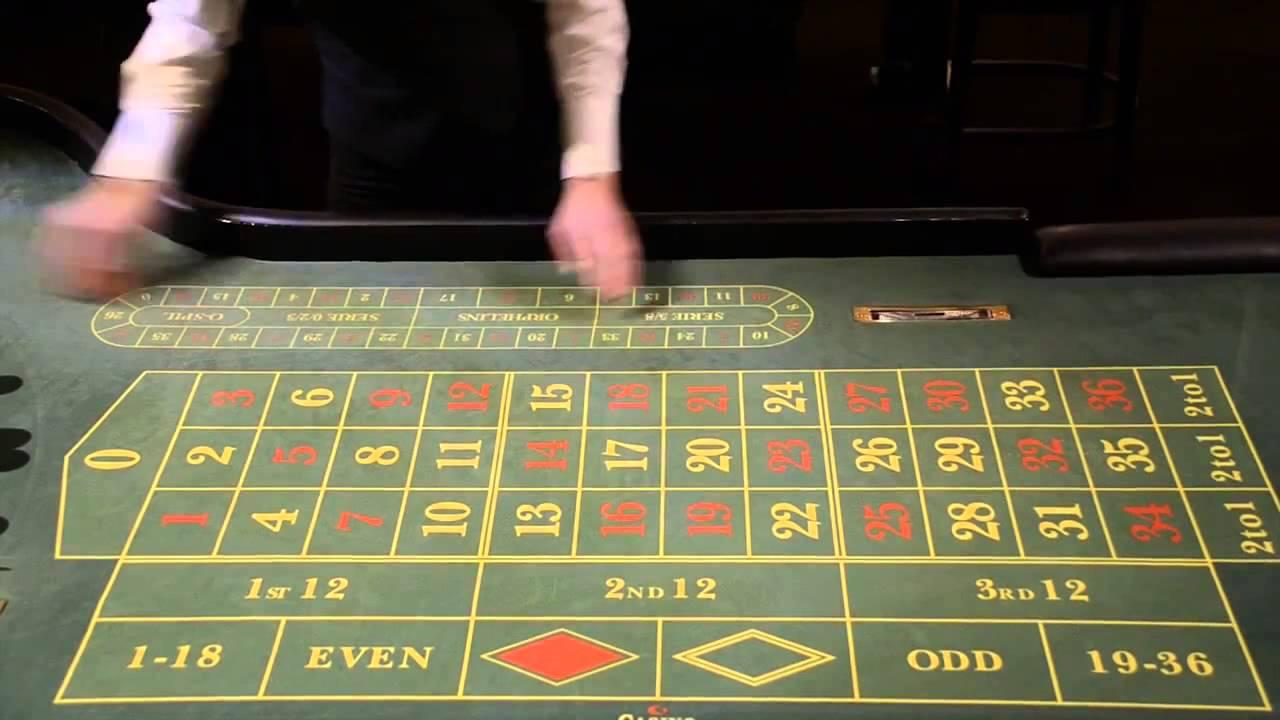 Amerikansk roulette online 81240