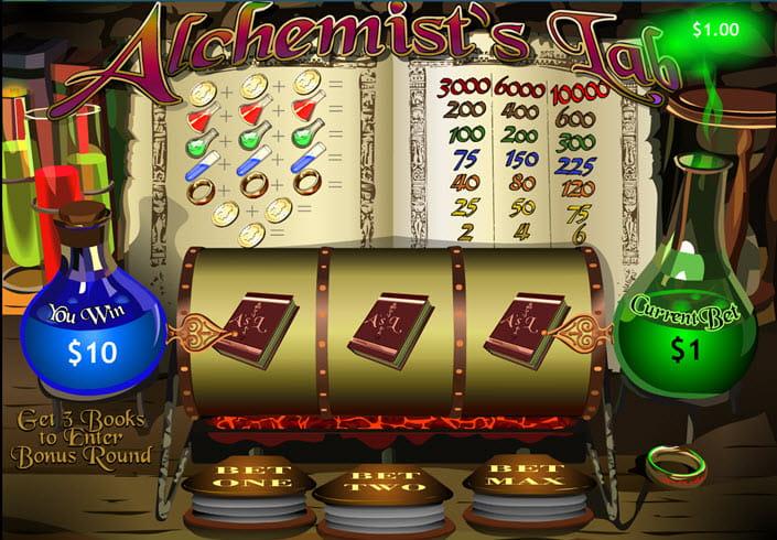Arabian nights Alchemist Lab 60902