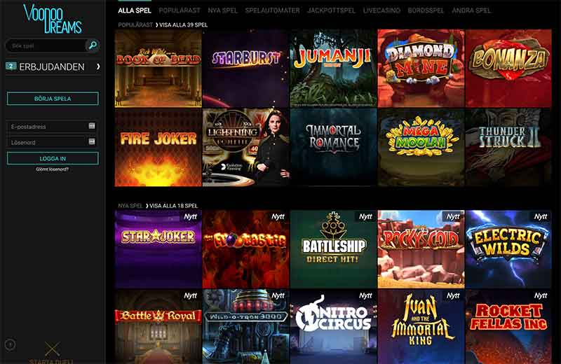 Bästa live casinon App spelutvecklarna