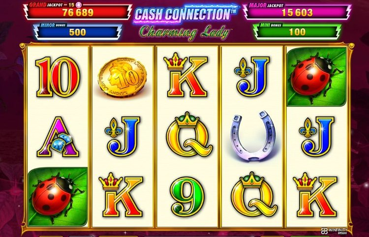 Extravinster cash Greentube casino 36818