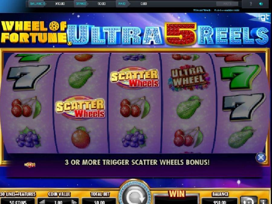 Wheel of fortune game förklarar