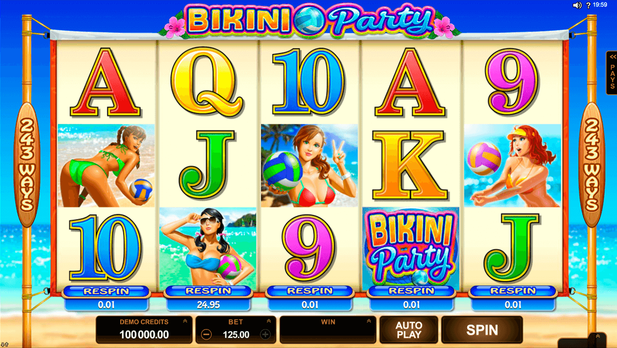 Casino bikini 68282
